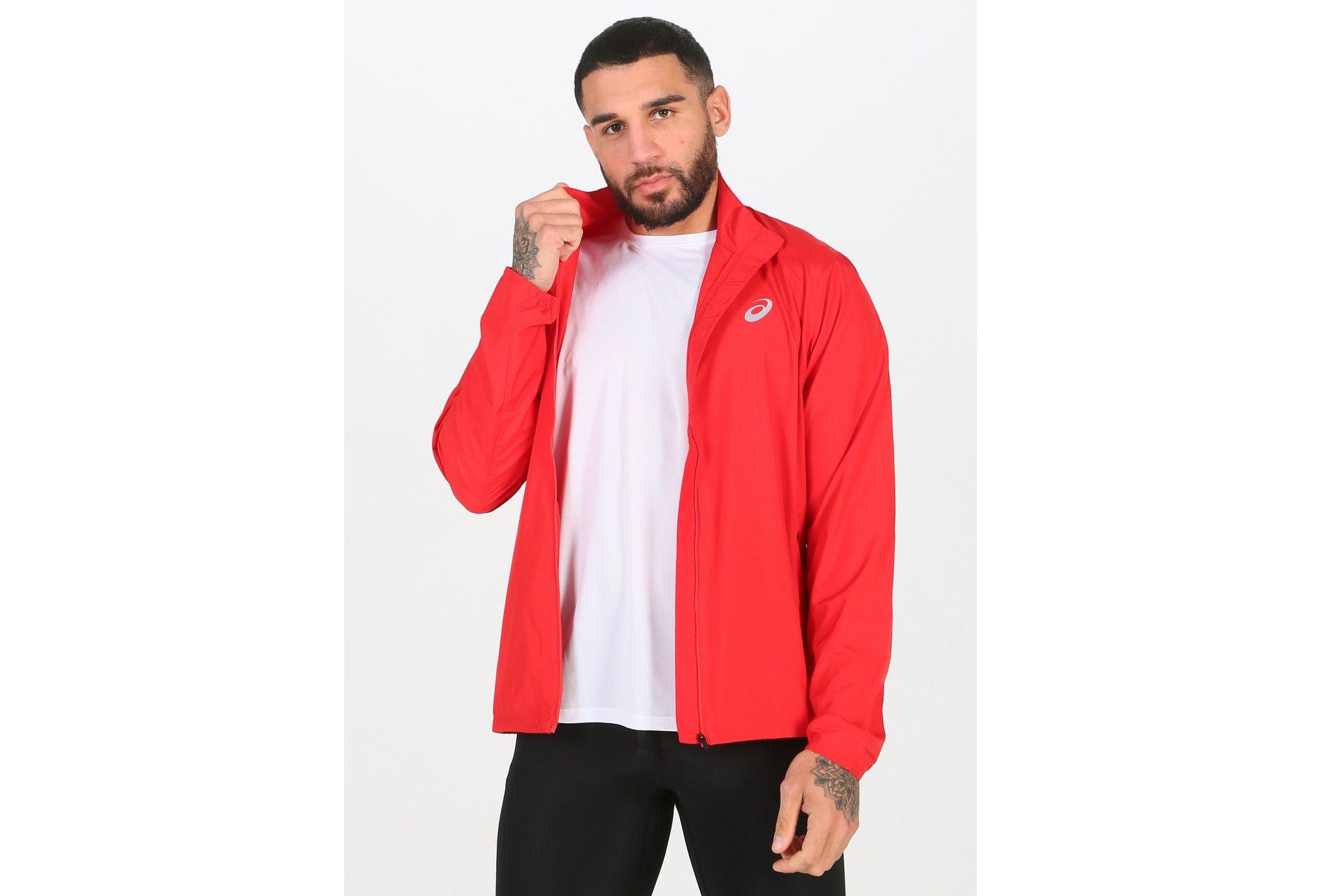 Asics Silver Jacket M vêtement running homme