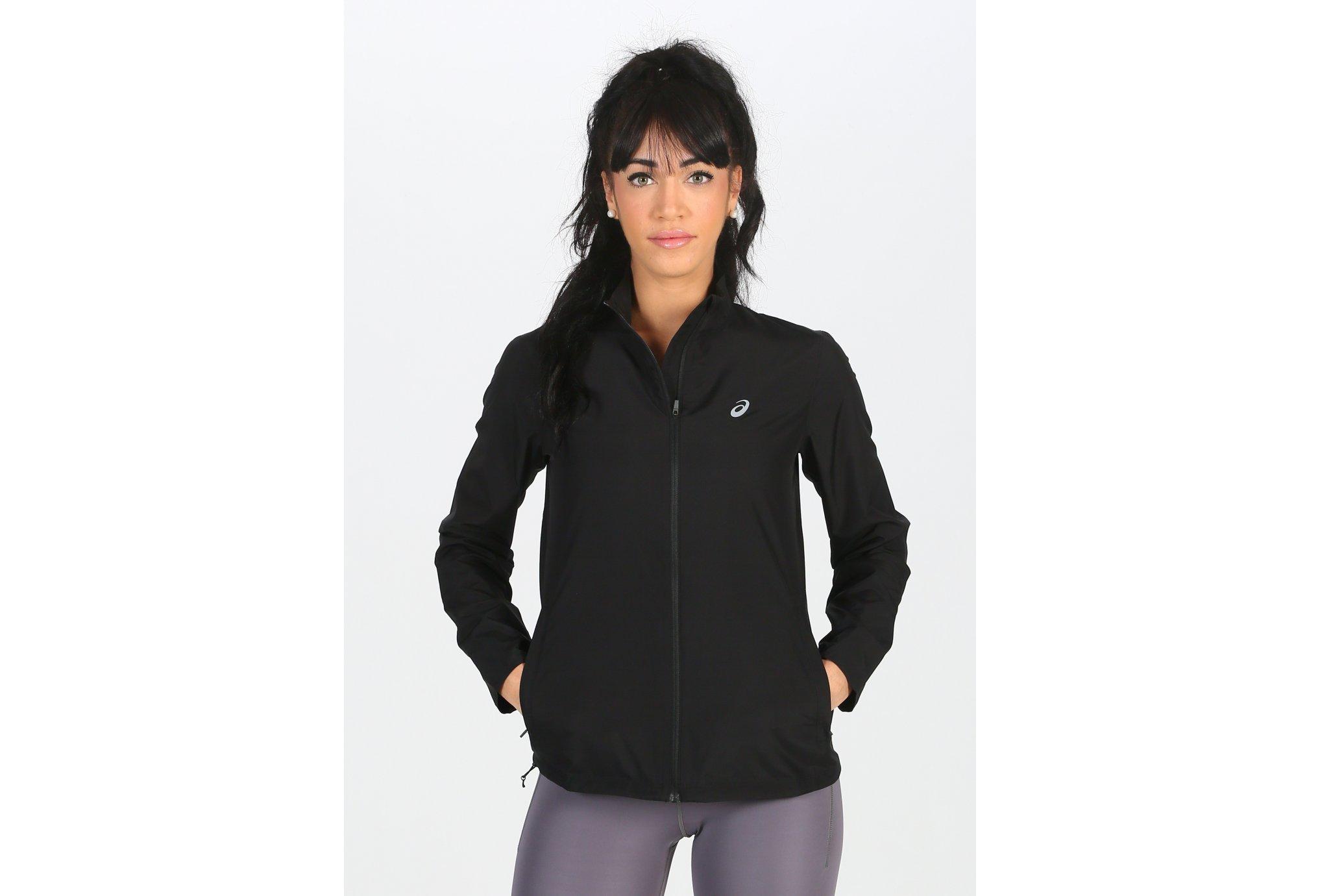 Asics Silver Jacket W vêtement running femme