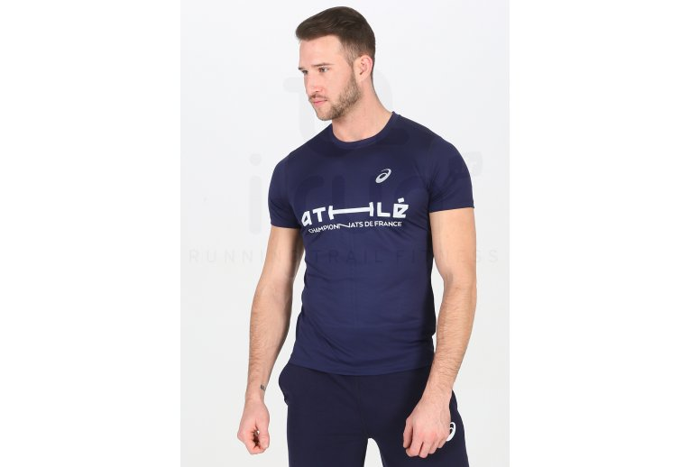 Asics Silver SS Top France M