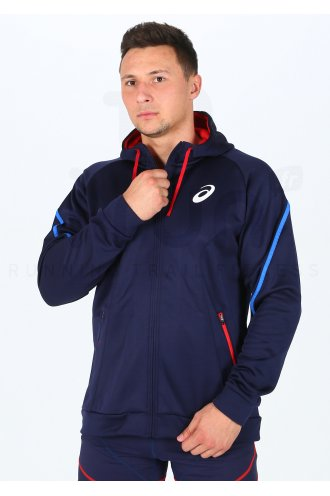 Asics T&F Hooded M