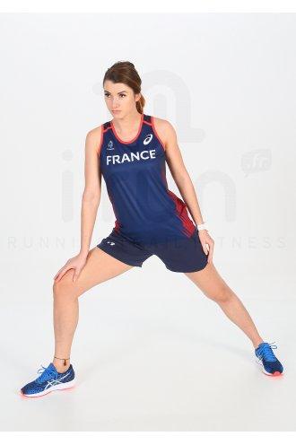 Asics T&F Singlet Équipe de France W