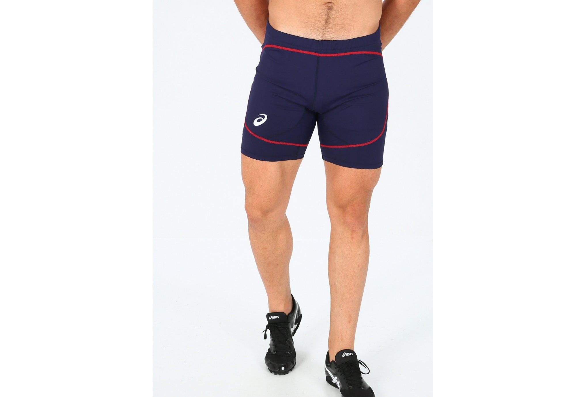 Asics T&F Sprinter Équipe de France M vêtement running homme