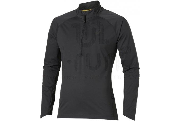 57bc406b563 Asics Camiseta manga larga FujiTrail 1 2 Zip en promoción