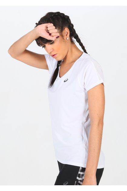 Asics Camiseta manga corta V-Neck