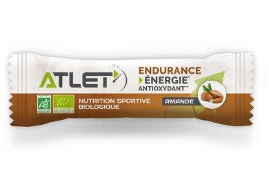 Atlet Barre Énergétique Endurance - Amande