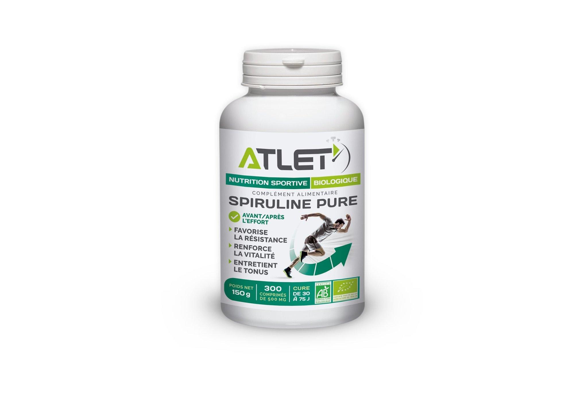 Atlet Spiruline Pure Diététique Compléments