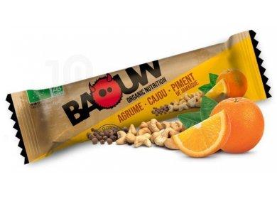Baouw Barre nutritionnelle bio - Agrume - Cajou - Piment de Jamaïque