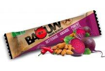 Baouw Barre nutritionnelle bio - Betterave - Amande - Piment d'Espelette