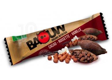 Baouw Barre nutritionnelle bio - Cacao - Noisette - Vanille