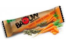 Baouw Barre nutritionnelle bio - Carotte - Graine de courge - Poivre blanc