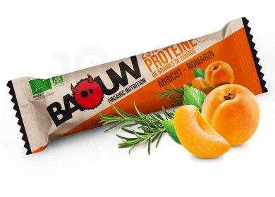 Baouw Barre protéinée bio - Protéine de graines de courge - Abricot - Romarin