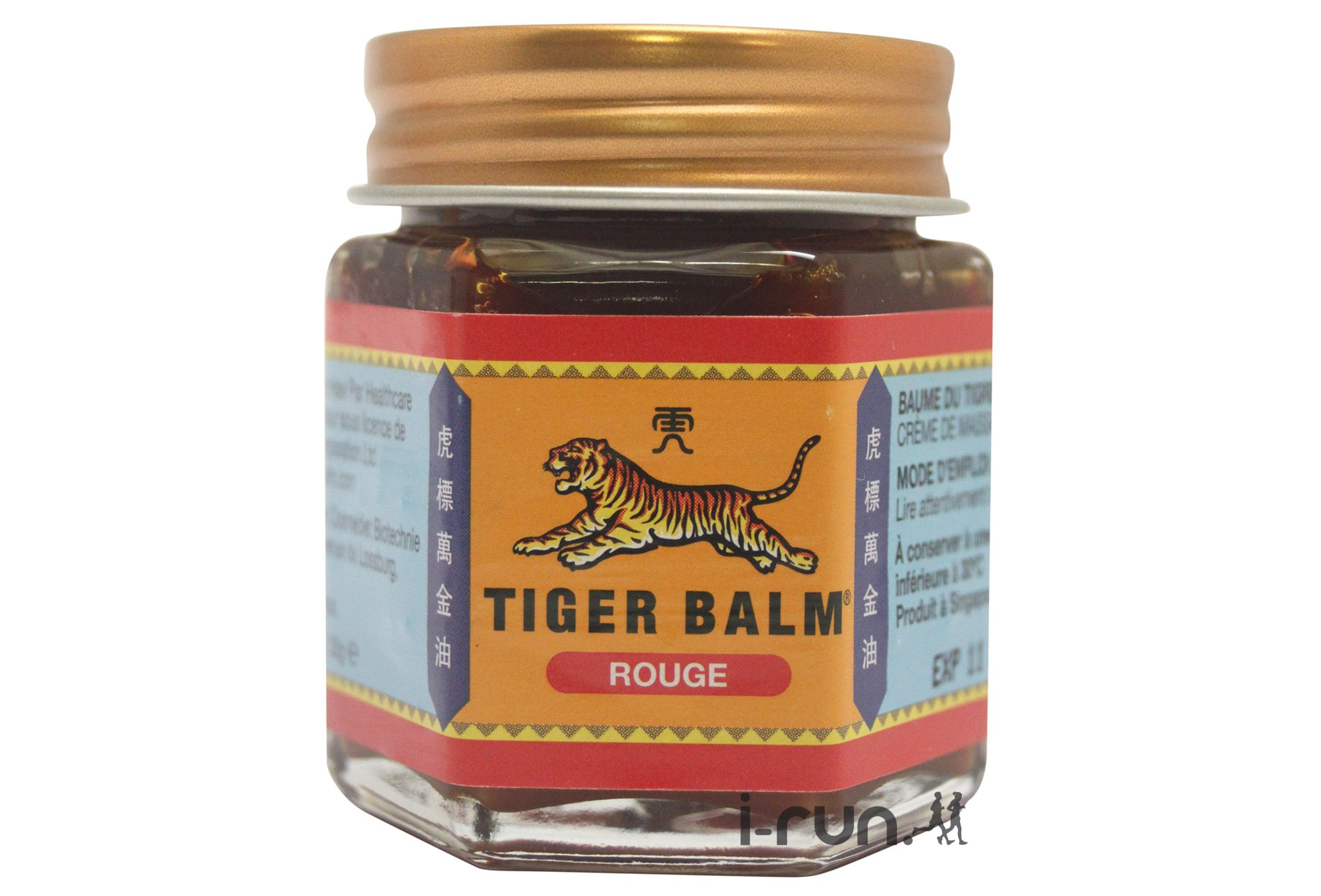 Baume du Tigre Rouge 30g Protection musculaire & articulaire