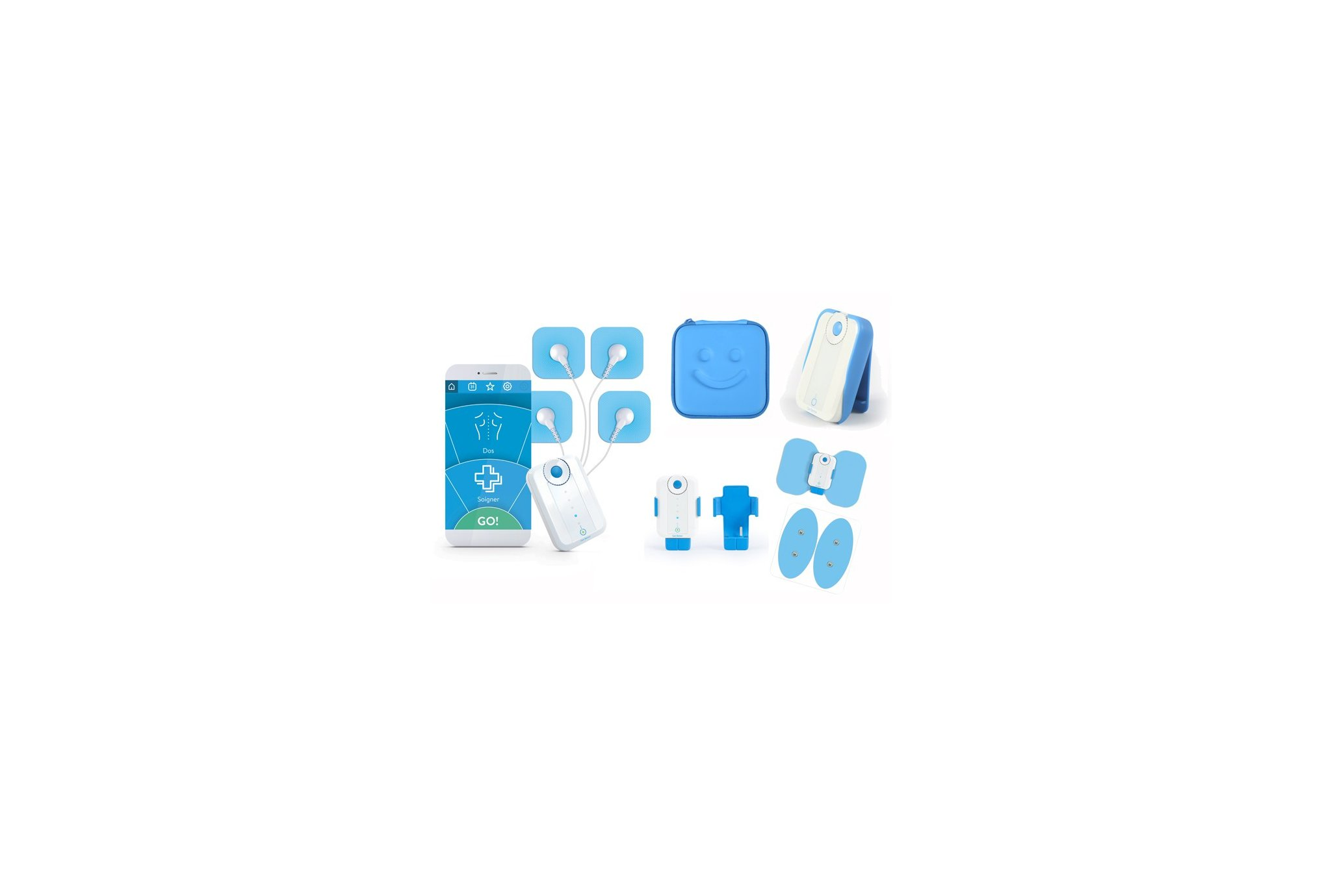 Bluetens Coffret Master Pack Bluetens Electrostimulateur