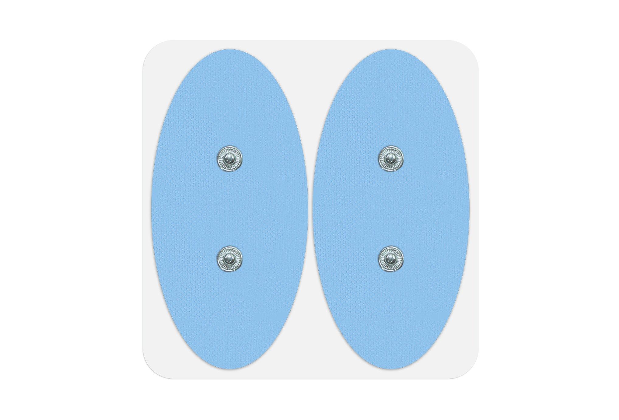 Bluetens Pack de 6 électrodes Surf Electrostimulateur