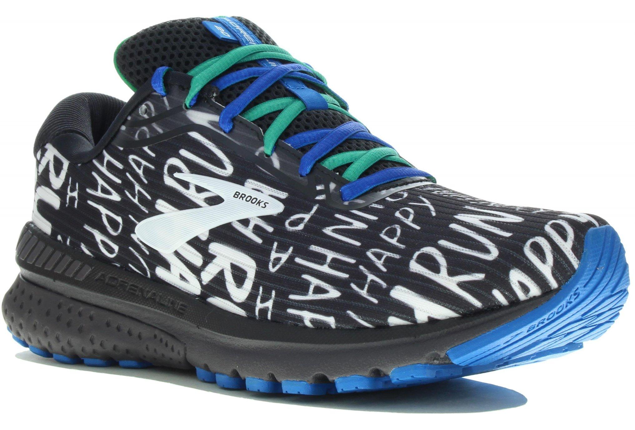 Brooks Adrenaline GTS 20 Run Happy Chaussures homme