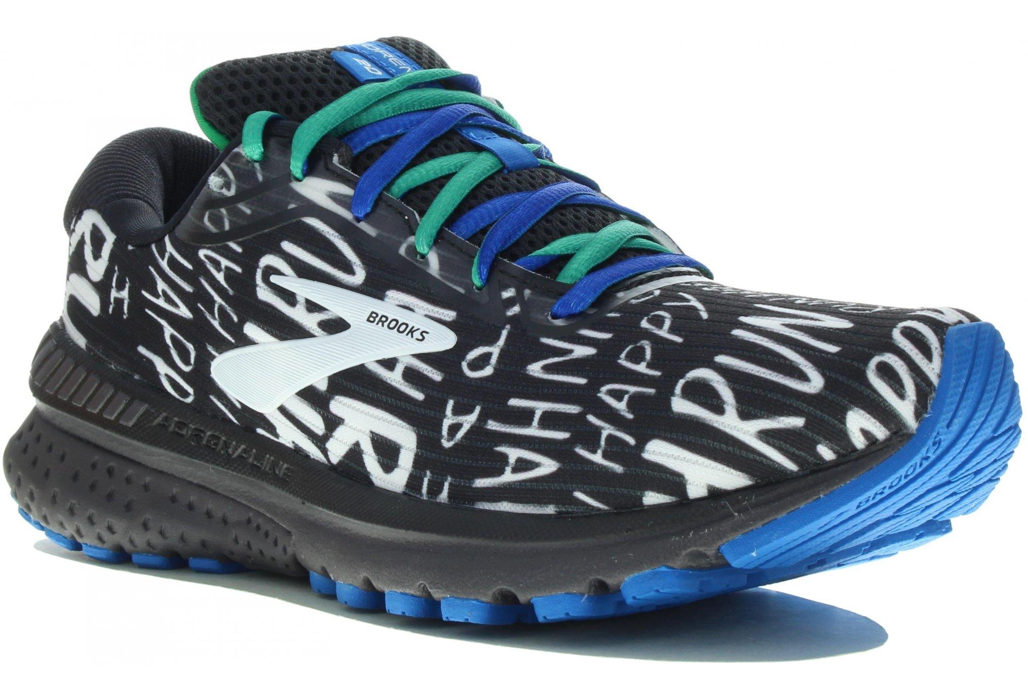 Brooks Adrenaline GTS 20 Run Happy W Chaussures running femme