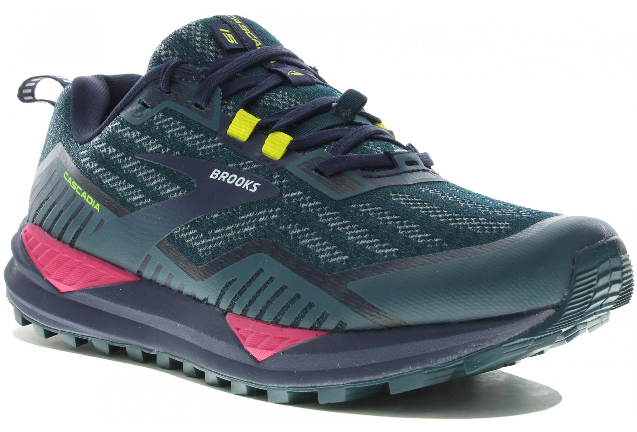 Brooks Cascadia 15 W Chaussures running femme