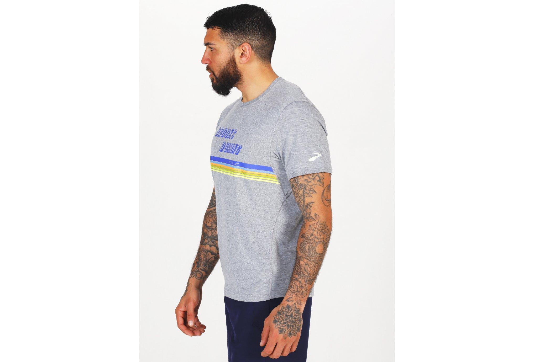 Brooks Distance M Diététique Vêtements homme