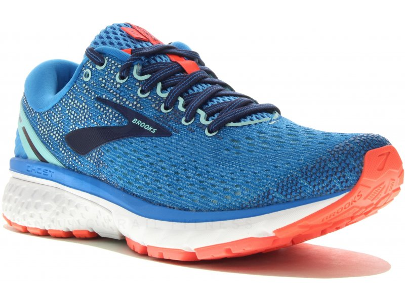 Running Chemin 11 Routeamp; W Brooks Chaussures Femme Ghost W9YDEH2I