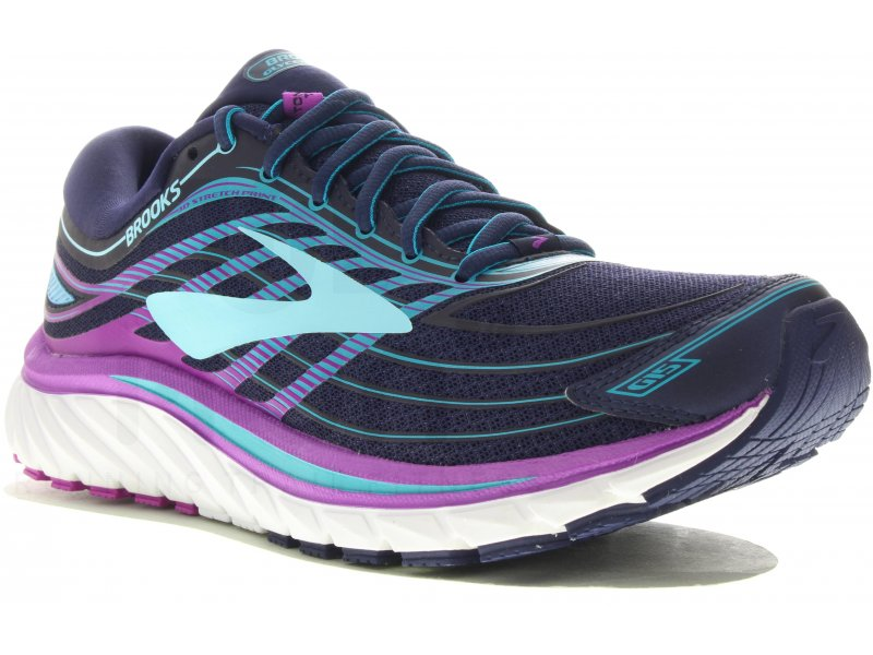 Running Brooks Chaussures Glycerin Chemin W 15 Femme Routeamp; Y6bf7gy