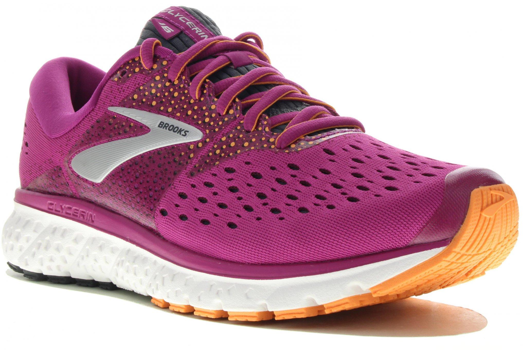Brooks Glycerin 16 Chaussures running femme