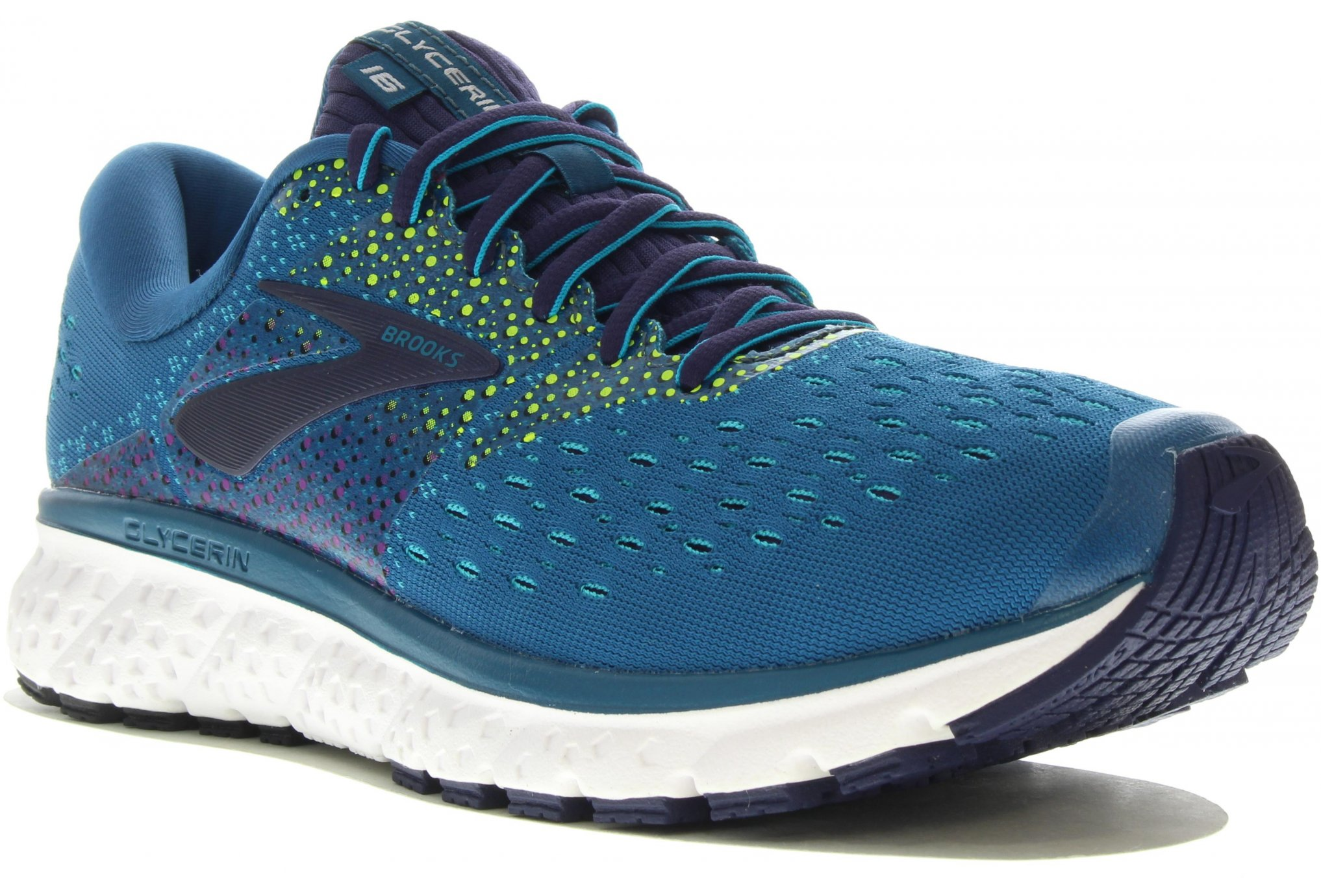 Brooks Glycerin 16 déstockage running