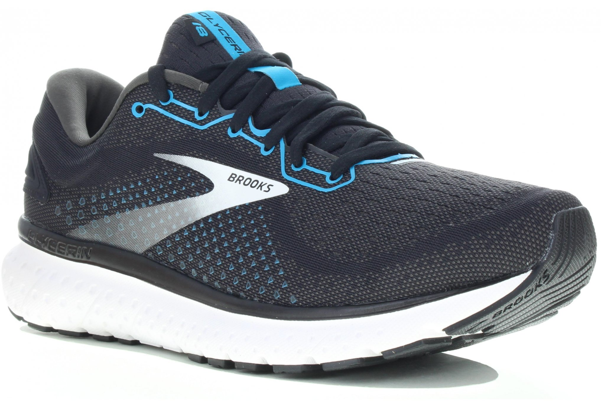 Brooks Glycerin 18 Wide Chaussures homme