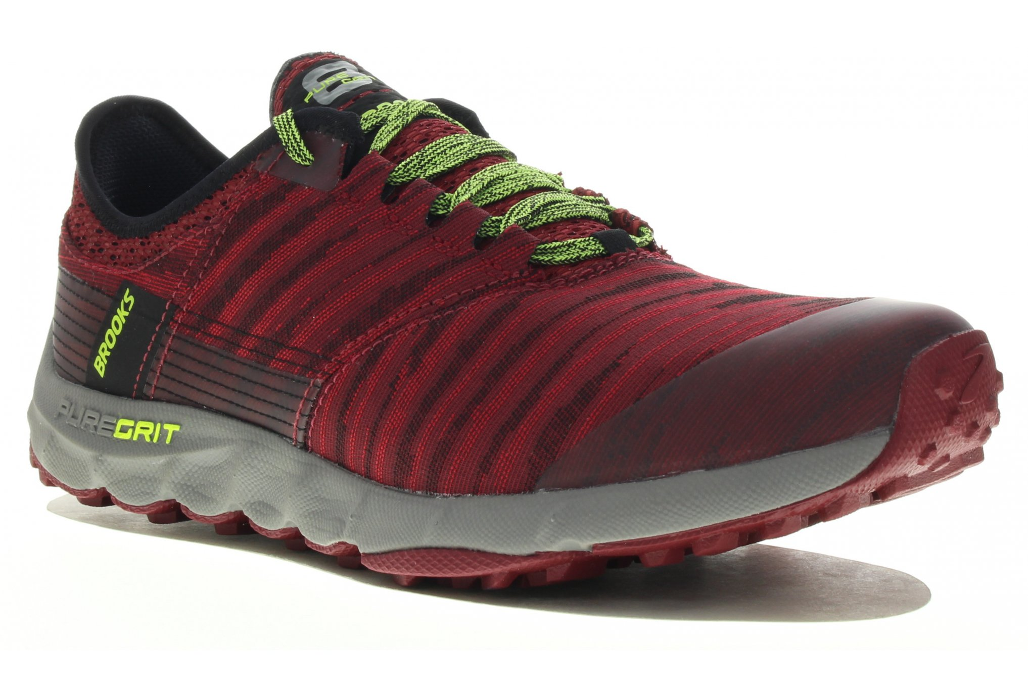 Brooks PureGrit 8 Chaussures homme