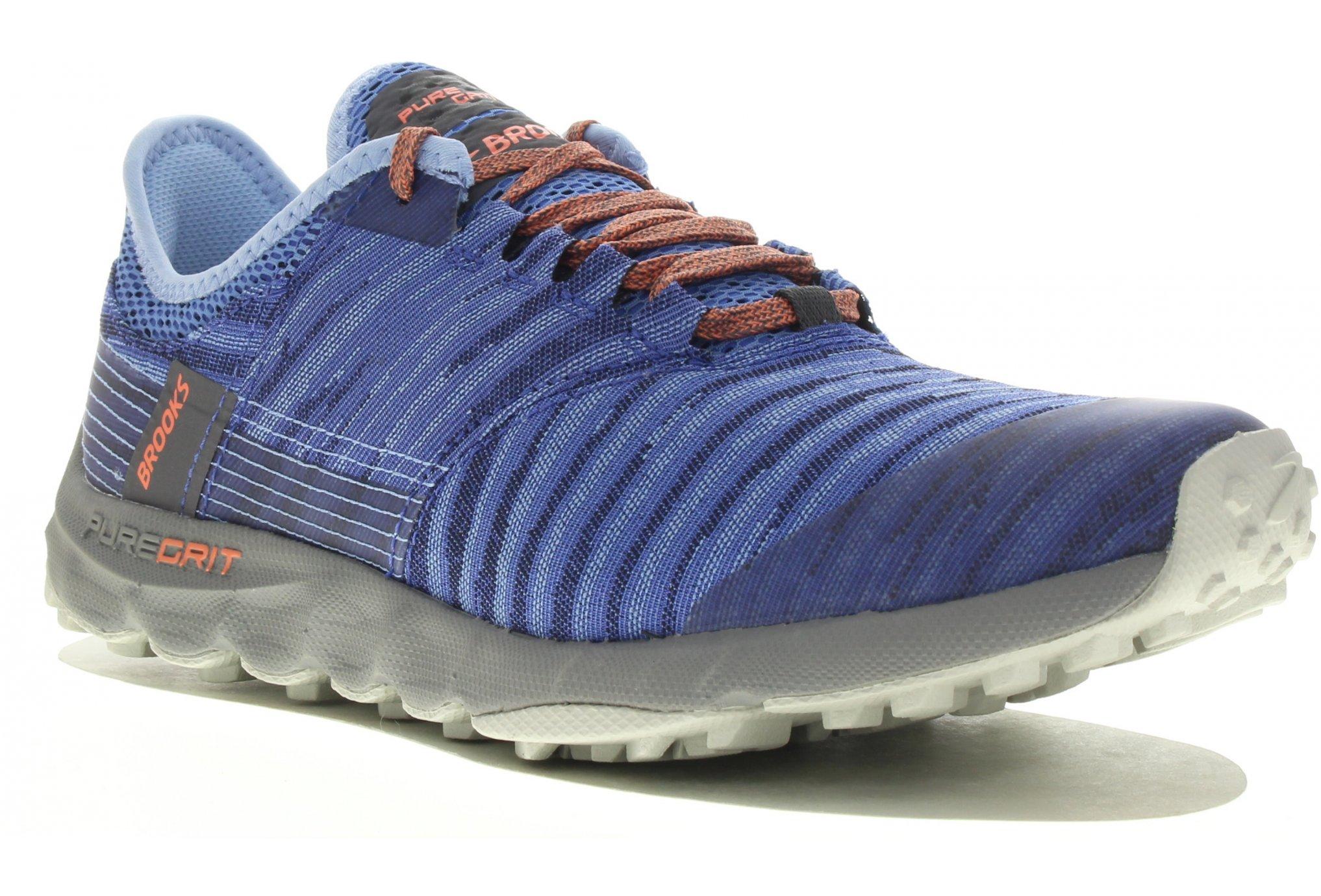Brooks PureGrit 8 Chaussures running femme