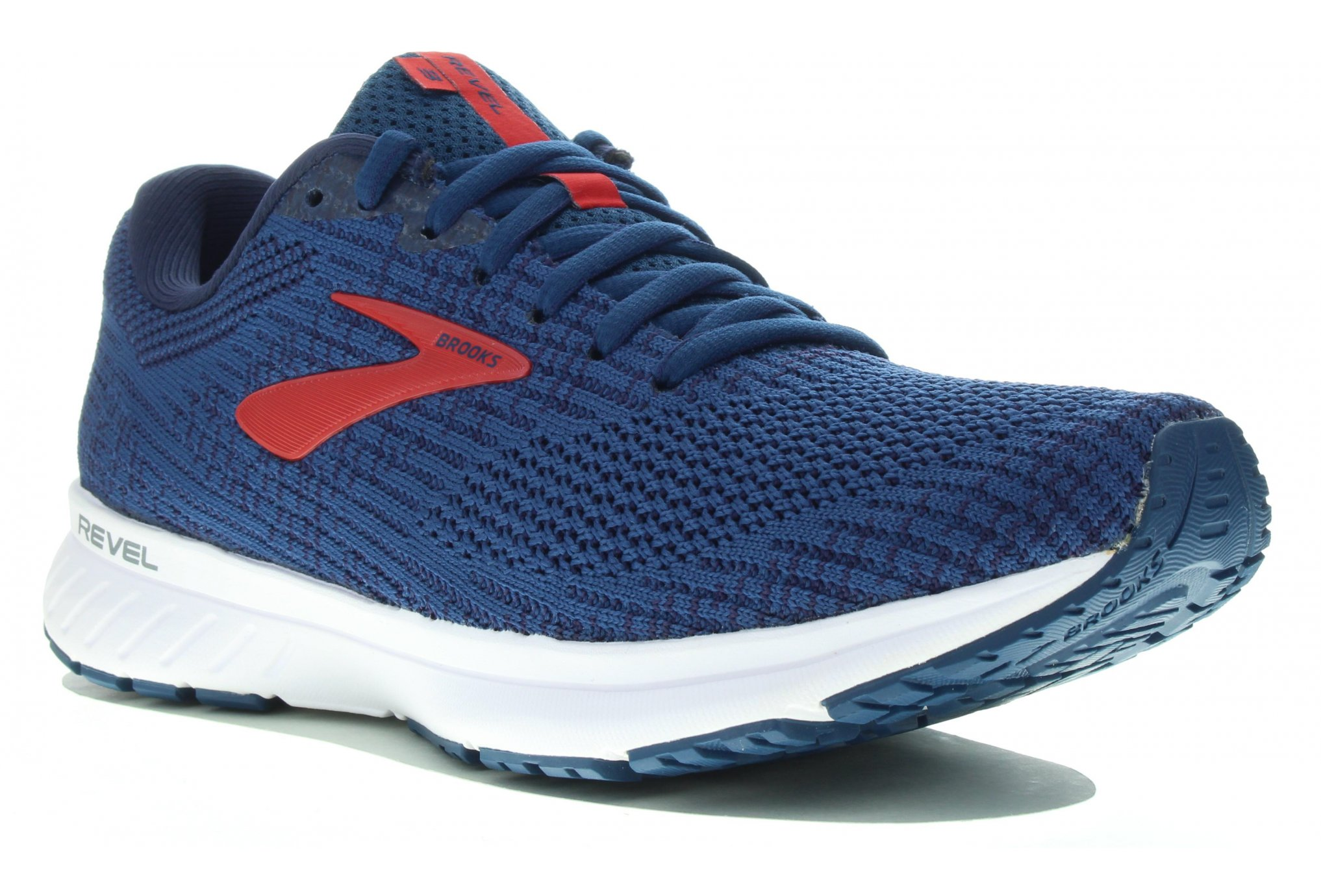 Brooks Revel 3 Chaussures homme