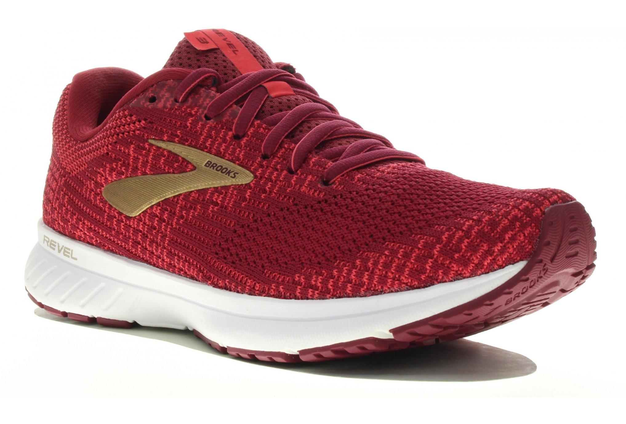 Brooks Revel 3 Chaussures running femme
