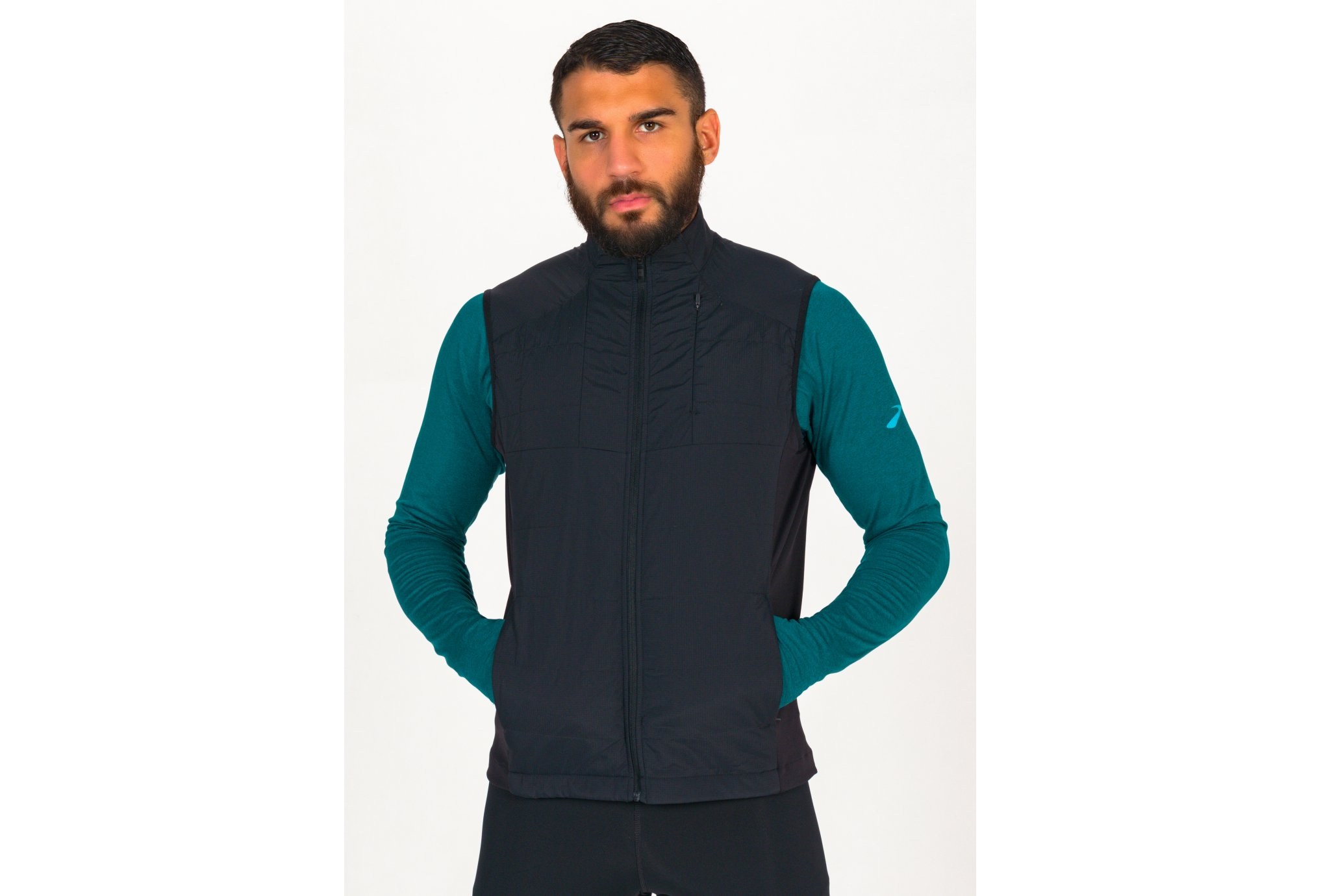 Brooks Shield Hybrid M vêtement running homme