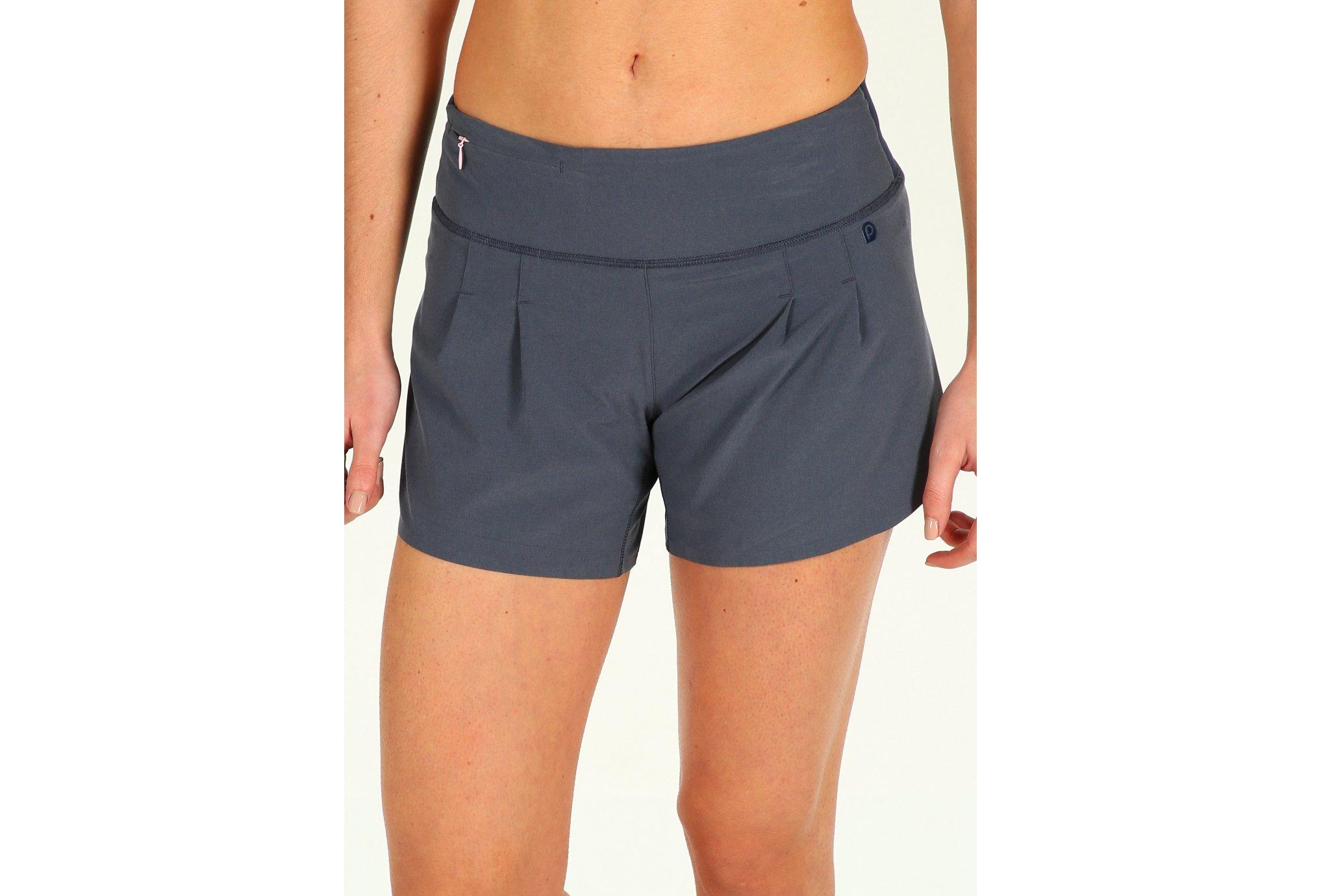 Brooks Short PureProject 5 2 en 1 M Diététique Vêtements femme