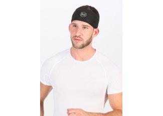 Buff cinta para el pelo Coolnet UV+ Headband Solid Black