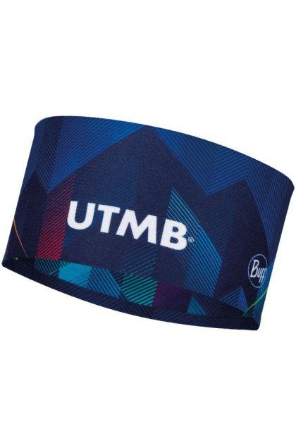 Buff Coolnet UV+ Headband UTMB 2019