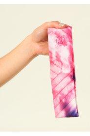 Buff Coolnet UV+ Slim Headband Ray Rose Pink