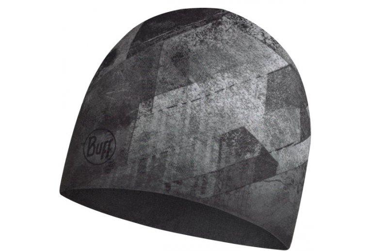 Buff Microfiber Reversible Concrete Grey