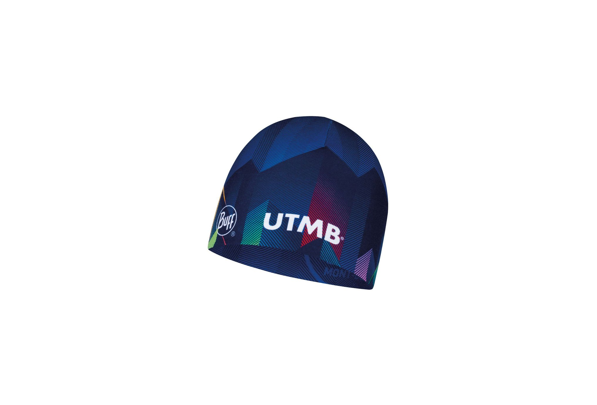 Buff Microfiber Reversible UTMB Bonnets / Gants