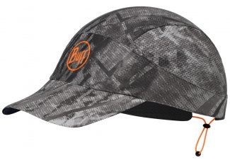 Buff Pack Run Cap R-City Jungle Grey