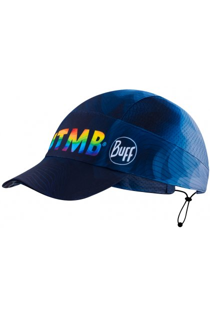 Buff Gorra Pack Run Cap UTMB® 2018