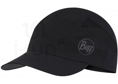 Buff Pack Trek Cap Solid Black