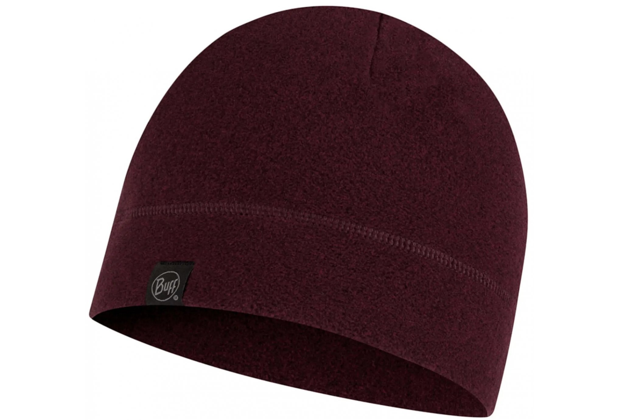 Buff Polar Maroon Bonnets / Gants