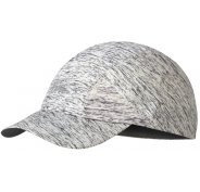 Buff Pro Run Cap Silver Grey HTR