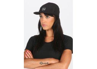 Buff gorra Pack Run Cap R-Solid Black