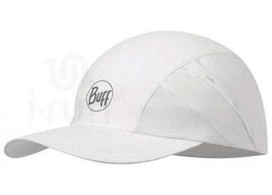 Buff Run Cap R-Solid White