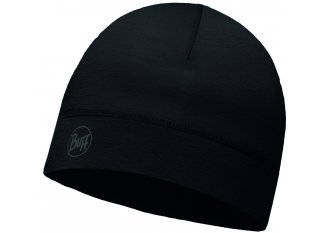 Buff Gorro Thermonet Hat Solid Black