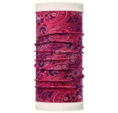 Buff Tour de Cou Reversible Polar Katisha Terracotta