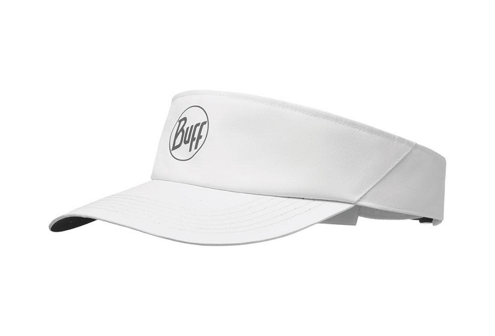 Buff Visor R-Solid White Diététique Accessoires