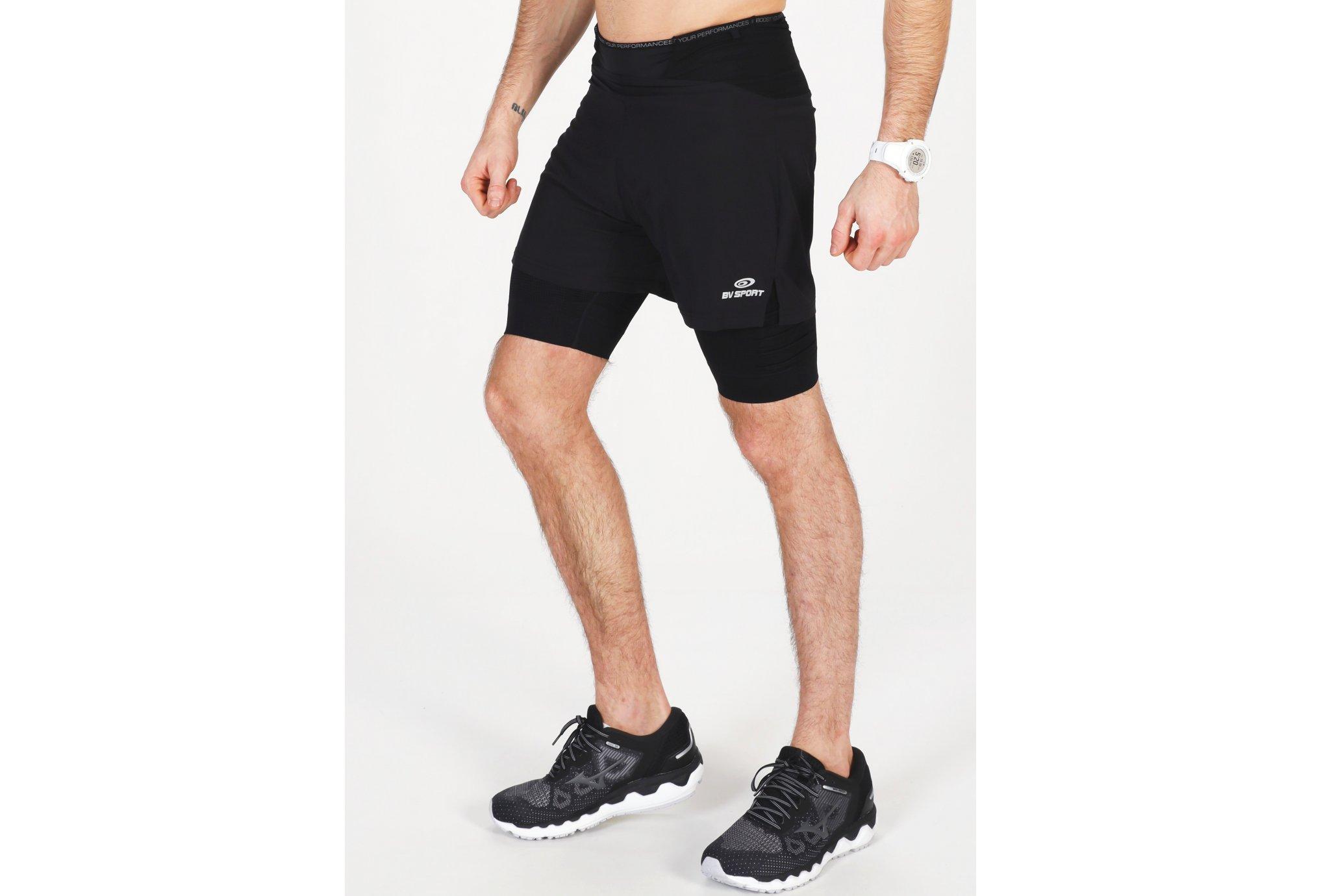 BV Sport CSX EVO2 Combo 2 en 1 M vêtement running homme