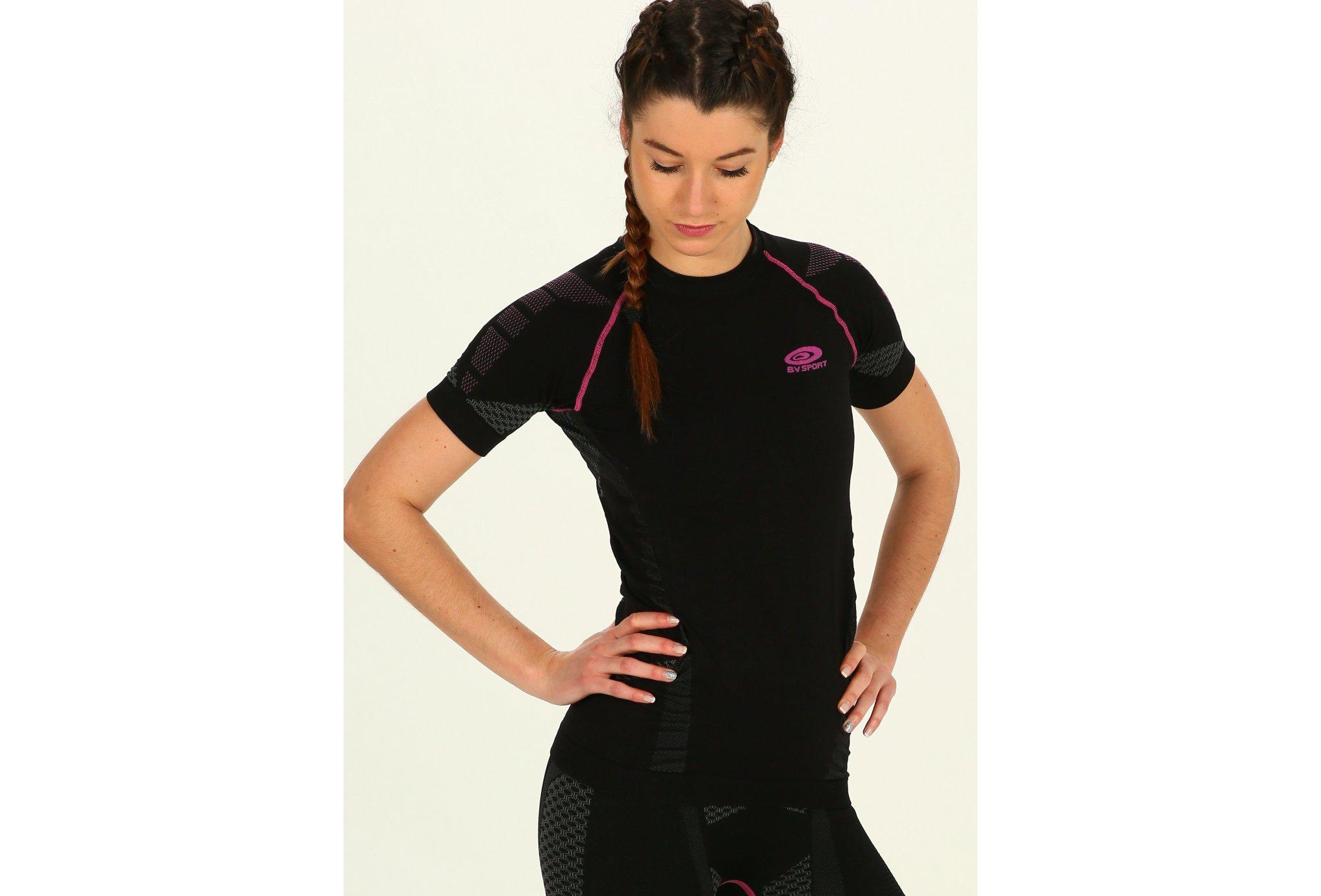 BV Sport Tee-shirt Nature3R W Diététique Vêtements femme